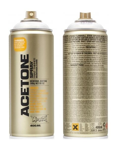 Acetone / Cap Cleaner
