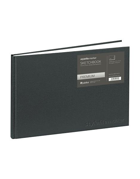 StyleFile BlackBook A4 Landscape