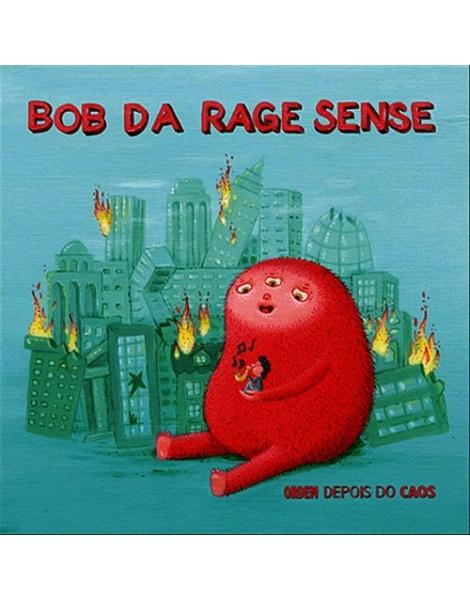 Ordem Depois do Caos - Bob Da Rage Sense