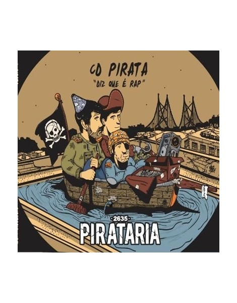Carga de Trabalhos - Pirataria