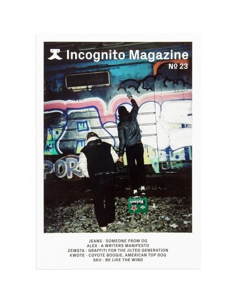 Incognito Magazine  N23