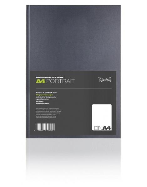 Montana Vertical Blackbook A4