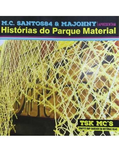 M.C. Santos84 & MaJohny - Histórias do parque Material