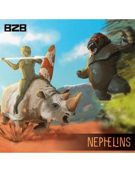BJoy & Zimbora Band -  Nelphis