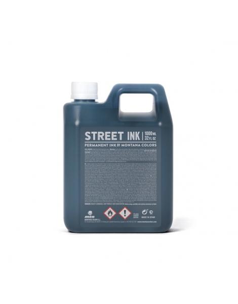 MTN STREET INK (Black) 1L