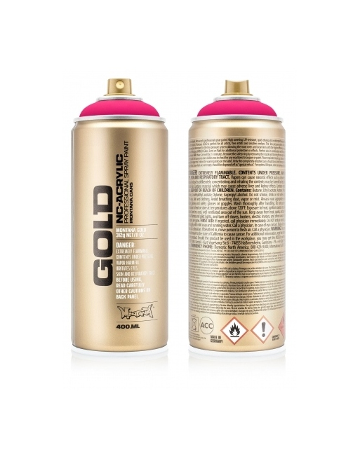Montana GOLD 400ml - Infra Colors