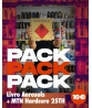 Pack Livro Aerosols + MTN Hardcore 25TH