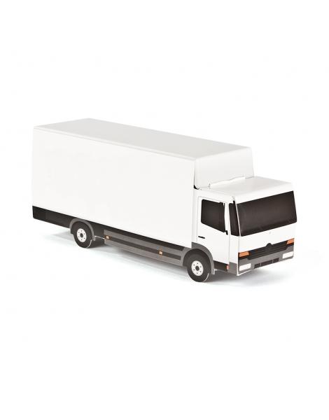 Mini truck Molotow
