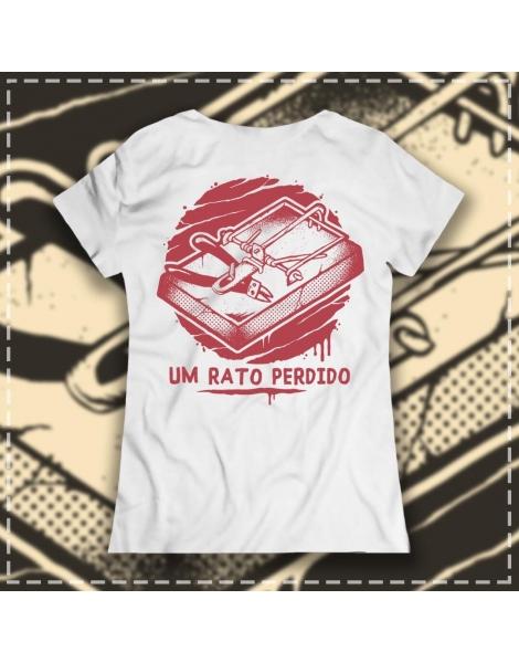 Um Rato Perdido - Girl Tshirt