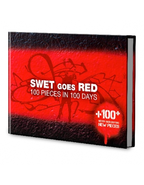 SWET goes RED - 100 PIECES IN 100 DAYS