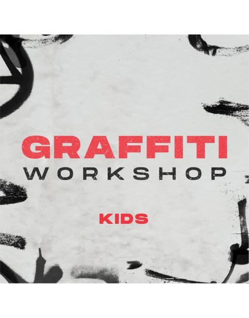 Workshop Graffiti - Nível 1