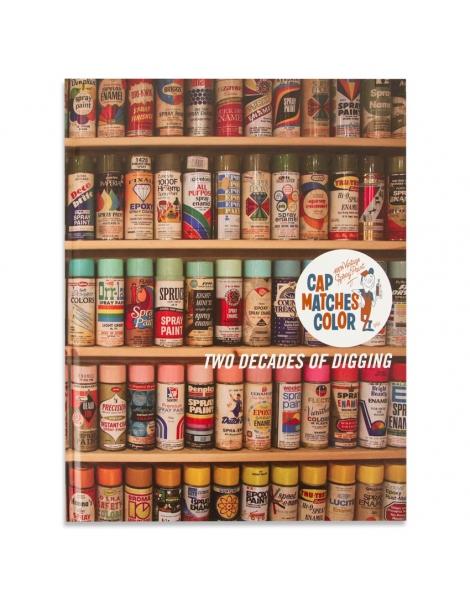 Cap Matches Colors - Book