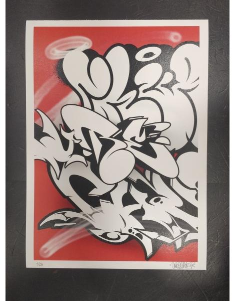 Print Chure Oner