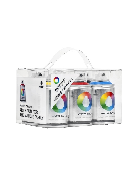 Water Based 6 Pack